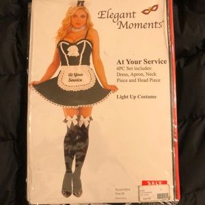 Sexy Maid Costume from Elegant Moments